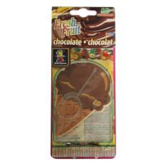 LD paper fresh fruit-Chocolate pengharum mobil