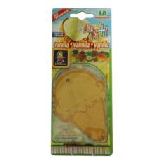 LD paper fresh fruit-Vanilla pengharum mobil