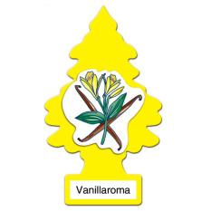 Little Trees Parfum Mobil Vanillaroma (yellow)