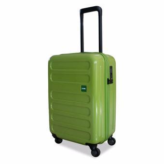 Lojel Nova Koper Hardcase Small/21 Inch - Green - Gratis Pengiriman Seluruh Pulau Jawa