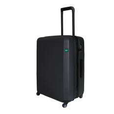 Lojel Rando Zip Expand Koper Hard Case Small/21 Inch [Black]