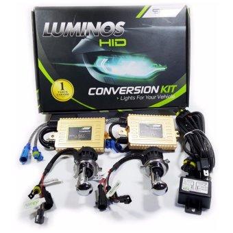 Luminos Lampu Hid Mobil H4 35Watt
