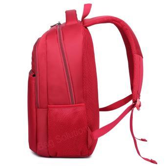 Palazzo Tas Ransel Laptop Kasual 300093 Backpack Up to 15 inch Bonus Bag  Cover - Orange bc5da0d664