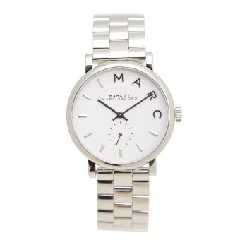 Marc by Marc Jacobs MBM3242 Silver