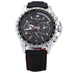 MEGIR M1010 Male Quartz Watch Multifunctional Water Resistance Wristwatch