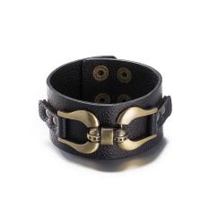 Men Chain Bracelet Fashion Leather Cute Infinity Charm Bracelet Silver Lots Style
