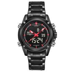 Mens Watches Luxury Brand Mens Quartz Hour Analog Digital LEDSports Watch Men Army Wrist Watch Relogio Masculino