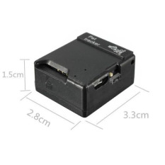 Mini GPS Tracker Locator Auto Car Motorcycle Vehicle Real Time GPS / GSM / GPRS
