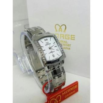 Mirage - MR-30 - Jam Tangan Wanita - Stainless Steel -