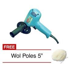 MODERN M-3210 Mesin Poles dan Wol Poles - Biru