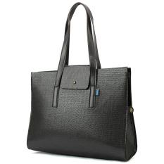M.R.K.T. Agnes Shoulder Bag - Black-Black
