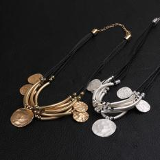 N013-B Fashion Necklaces For Women Fashion Big Star Metal Necklaces (Intl)