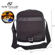 Navy Club Tas Selempang Tablet Ipad Up to 10 Inch 8271 - Hitam