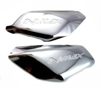 Nemo Tutup - Cover Body N-Max Garnish Pijakan Kaki Samping FootstepBelakang N Max Chrome