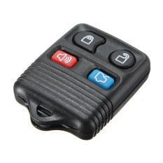 New 4Button Keyless Entry Remote Key FOB Clicker Transmitter Battery Inside