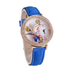 New Famous Brand Luxury Fashion Casual Stainless Steel Men Skeleton Watch Women Dress Wristwatch Leather Quartz Girl Boy Watch (Intl)