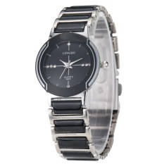 New Fashion LONGBO Women Men Unisex Ceramic Luxury Bracelet Watches Casual Watch Wristwatch