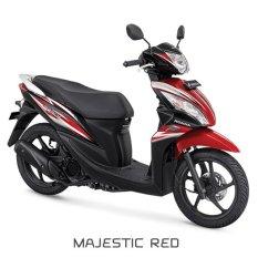 New Honda Spacy Magestic Red Khusus Area Jogja