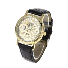 New Lovers Famous Brand Hollow Luxury Fashion Casual Watch Men (Intl)