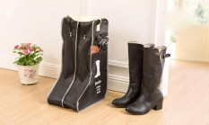 Non-woven fabric boots Storage Bag Boots dust cover Boots long FUR RAIN boots receive bag - intl