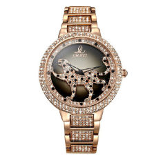 Nonof Thinking Charm Watch SMAYS Fortunes Series Ladies Watches Female Form Rose Quartz Analog Watches 1173