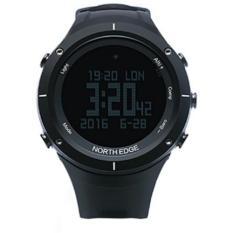 NorthEdge Range 1 Watch | Jam Tangan Sport Murah (Black)