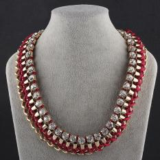 OEM N050-BChristmas Jewelry Fashion Necklaces For Women Fashion Big Star Metal Necklaces NO.050-B - Intl