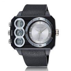 OHSEN AD1503 Men LED Sport Casual Watch Wristwatch (Intl)