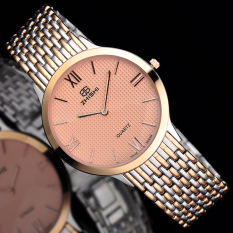 Ooplm Taobao Know When The Explosion Of Men's Casual Fashion Slim Quartz Steel Large Dial Stainless Steel Watch One Generation