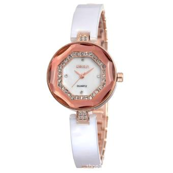Ooplm Watch Watch Manufacturers Selling Big Luxury Watches Of Qin Wei Ring Edge Bending Bracelet Watch Stereo W4760 (Intl)