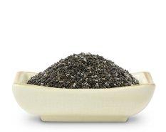 Organic Black Chia Seeds 150Gr