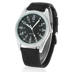 ORKINA P104 Men's Military Style Fashionable Watches With Luminous Pointer (Black) - INTL