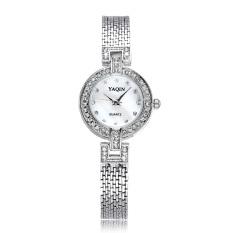 Oxoqo Yaqin Genuine Fashion Bracelet Watch Full Diamond Watch Rose Miss Jin Bailing