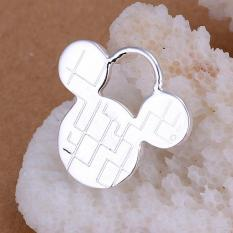 P159 Hot Sale Nickel Lead Free Silver Plated Pendant For Gift