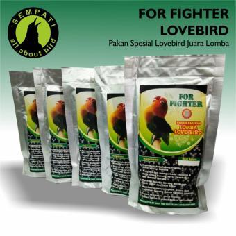 Pakan Burung Lovebird Lomba For Fighter