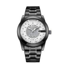 Perfect 6.11 Watch The Men's Fashion Leisure Sports Calendar Quartz Strip Waterproof Watch GD003 Service Provider - Intl
