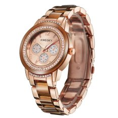 Perfect Kingsky Brand Watch Factory Direct Sale Of High-end Women Watch High-end Brick Table Fashion Table - Intl