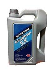 Pertamina Meditran SX 15W-40 API CH-4/SJ Oli Mobil Diesel 4 Liter