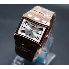 Police - Jam tangan Wanita - Design Exclusive - Stainless steal - Strap Rantai