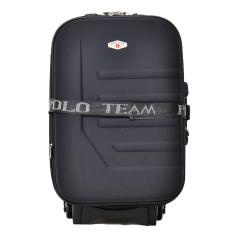 Polo Team Tas Koper 2 Roda 935 - Hitam