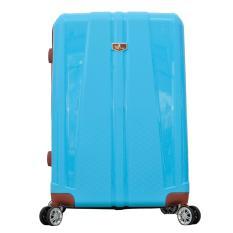 Polo Team Tas Koper Hardcase EXPANDER & TSA Lock Size 20 inch 808 - Biru