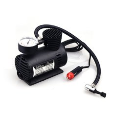 Portable Mini Car Air Compressor 300 PSI - Pompa Angin Ban Mobil