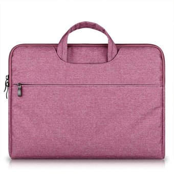 Portable Ultrabook Notebook Soft Sleeve Laptop Bag Case Smart Cover for MacBook Air 14 Inch - intl