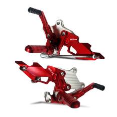Psm Footstep Depan - Underbone Yamaha R25 Merah