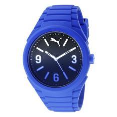 Puma Jam Tangan Pria Puma PU103592008 Blue And Black Sport Watch