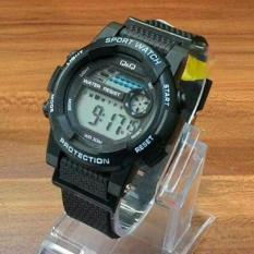 Q&Q Original Water Resist - Jam Tangan Wanita - Rubber Strap. Source · Qu0026amp;