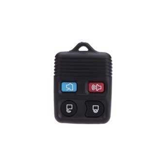 Remote Key Fob Case Shell Pad Replacement For Ford / Lincoln / Mercury