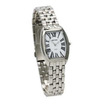 Rhythm P1402.01 - Jam Tangan Wanita - Stainless - Silver White (Silver)