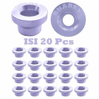 ... Rajamotor Baut L Variasi Ring Almunium 6mm Warna 2 Set Hitam Source