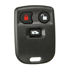 S & F 3 Button Replacement Remote Key Fob Shell Case Replacement For Jaguar S Type